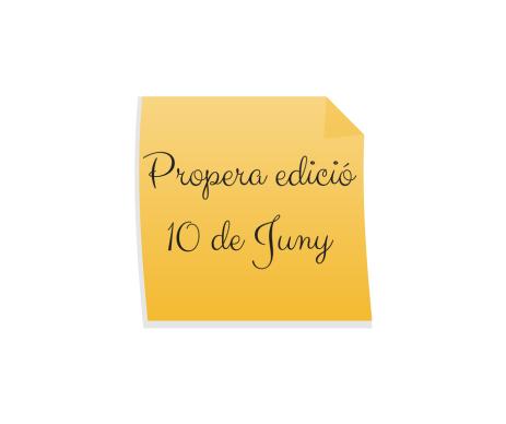 Propera edició10 de Juny